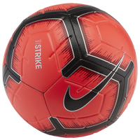 Nike Strike Soccer Ball - Red