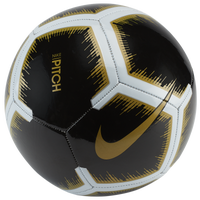 Nike Pitch Soccer Ball - Black / Gold