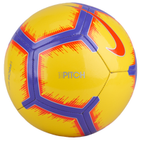 Nike Pitch Soccer Ball - Yellow