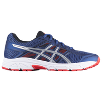 ASICS® GEL-Contend 4 - Boys' Grade School - Navy / Silver