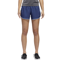 adidas M10 Shorts - Women's - Blue / Grey