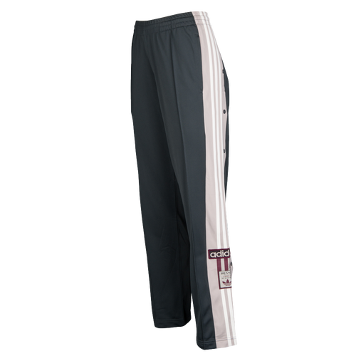 adidas Originals Adibreak Varsity Snap Pants - Women's Casual - Carbon CD6235