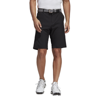 adidas Ultimate Golf Shorts - Men's - All Black / Black