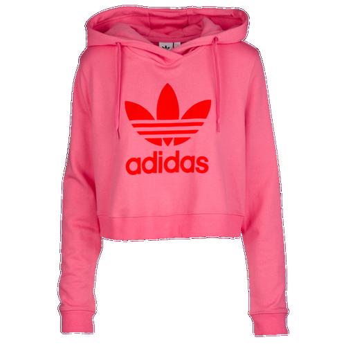 Adidas Hoodies Sweatshirts For Women Adidas Hoodie Trefoil čia Market