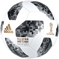 adidas World Cup Official 2018 Match Ball - World Cup - White / Black