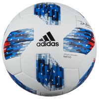 adidas MLS Offical 2018 Match Soccer Ball - White / Blue