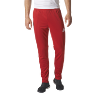 adidas Tiro 17 Pants - Men's - Red / White