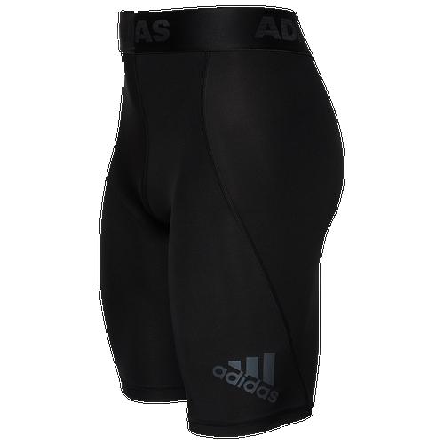 adidas ALPHASKIN Compression Shorts - Women's Training - Black