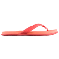 adidas Cloudfoam One Thong - Women's - Red / Pink