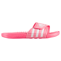 adidas Adissage - Women's - Pink / White