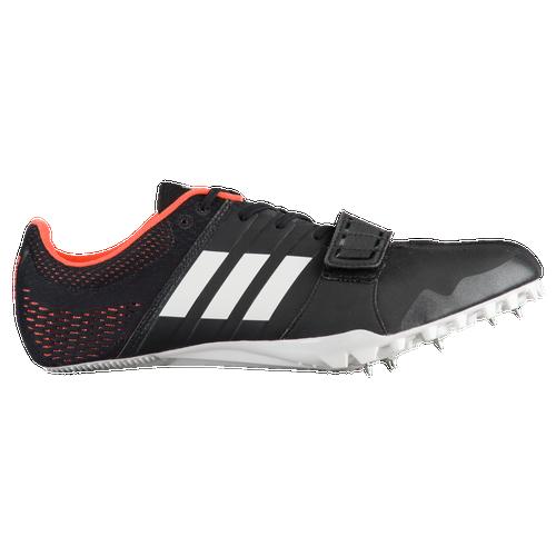 adidas adiZero Prime Accelerator - Men's - Track & Field - Shoes - Core  Black/Footwear White/Orange