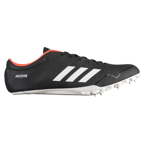 adidas adiZero Prime SP - Men's Core Black/Footwear White/Orange CG3839