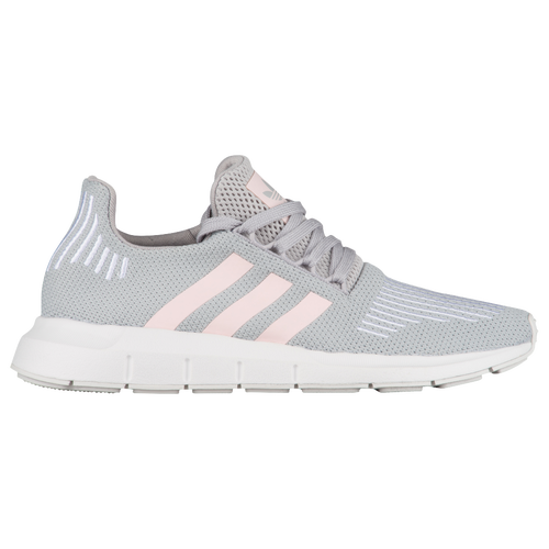 adidas Originals Swift Run - Women's - Casual - Shoes - Grey/Icey Pink/White