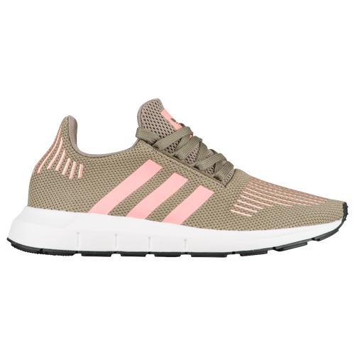 adidas Originals Swift Run - Women's - Casual - Shoes - Trace Cargo/Trace  Pink/Crystal White