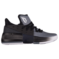 finest selection 2d357 dd062 adidas Dame 3 - Boys Grade School - Damian Lillard - White  Black