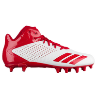 adidas 5-Star Mid - Men's - White / Red