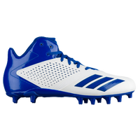 adidas 5-Star Mid - Men's - White / Blue
