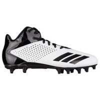 adidas 5-Star Mid - Men's - White / Black