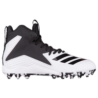 adidas Freak Mid MD J - Boys' Grade School - White / Black