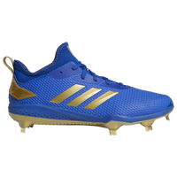 adidas adiZero Afterburner V Gold - Men's - Blue / Gold
