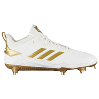 adidas adiZero Afterburner V Gold - Men's - White / Gold