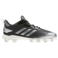 adidas Afterburner V MD - Men's - Black / Silver