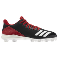 adidas Icon 4 MD - Men's - Black / Red