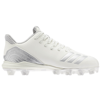 adidas Icon 4 MD - Women's - White / Silver
