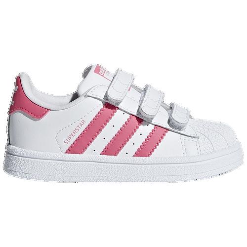 16f2cc5c84f adidas Originals Superstar - Girls  Toddler - Shoes