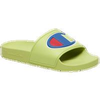dad289cb64b Champion IPO Slide - Boys  Grade School - Light Green
