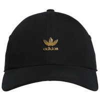 adidas Originals Relaxed Metal Strapback - Women's - Black