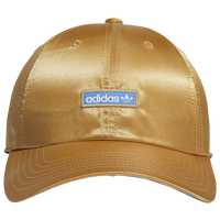 adidas Originals Relaxed Metallic Strapback - Women's - Gold
