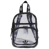 adidas Originals Clear Mini Backpack - Clear / Black