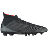 adidas Predator 18.1 FG - Men's - Black / Orange