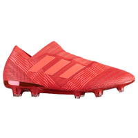 adidas Nemeziz 17+ FG - Men's - Red / Red