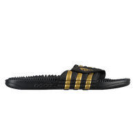 adidas Adissage Slide - Men's - Black / Gold