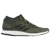 adidas Pureboost Rebel - Men's - Olive Green