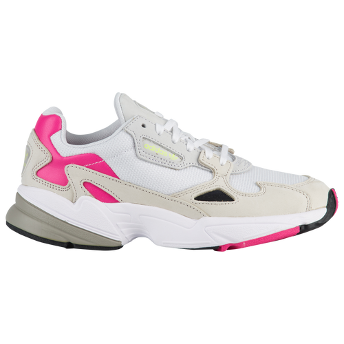 Adidas Originals Falcon Women S Casual Shoes White Clear