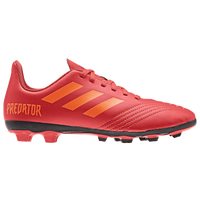 adidas Predator 19.4 FG - Boys' Grade School - Red