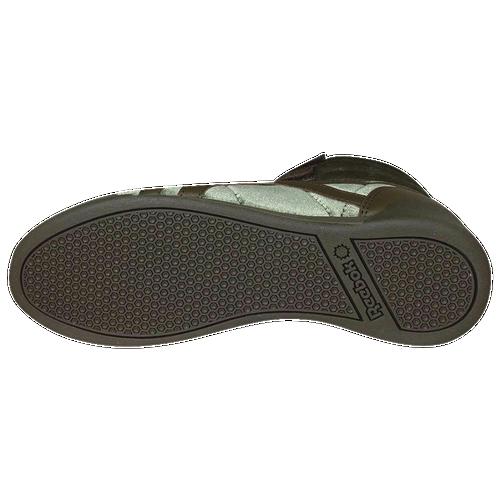 350956fa3d7 ... Reebok Freestyle Hi - Girls Grade School - Casual - Shoes - Army Green  ...