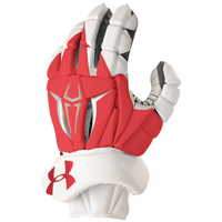 Under Armour Command Pro II Glove - Men's - Red / White