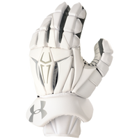 Under Armour Command Pro II Glove - Men's - White / Grey