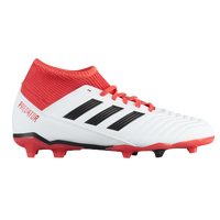big sale 9db09 0afb1 adidas Predator 18.3 FG - Boys  Grade School - White   Pink