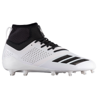 adidas adiZero 5-Star 7.0 Mid - Men's - White / Black