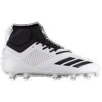newest 110bf f24ad adidas adiZero 5-Star 7.0 Mid - Men s - White   Black