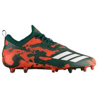 adidas adiZero 5-Star 7.0 Tagged Camo - Men's - Dark Green / White