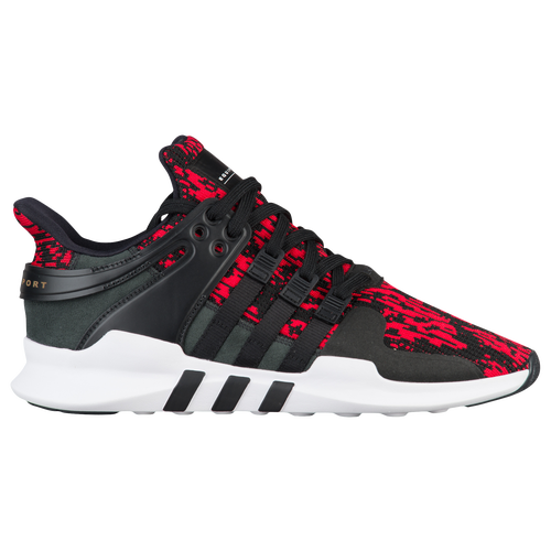 adidas Originals EQT Support ADV - Men\u0027s - Running - Shoes - Vivid Red/Black /White