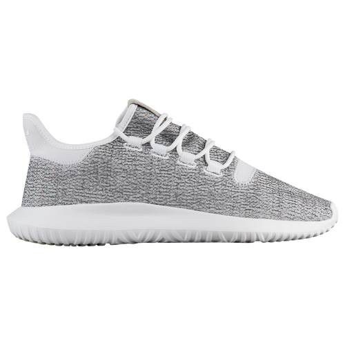 adidas Originals Tubular Shadow Knit - Men\u0027s - White / Grey