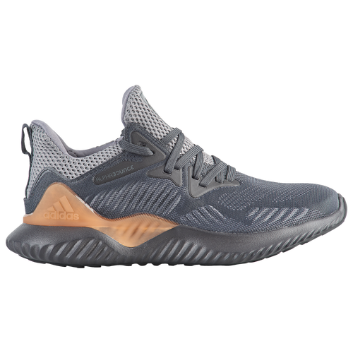 adidas Alphabounce Beyond - Boys Grade School - Running - Shoes - Grey  FourCarbonSolid Grey