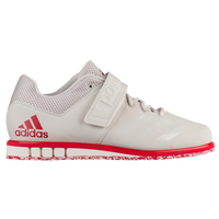 adidas Powerlift.3.1 - Men's - Off-White / Red